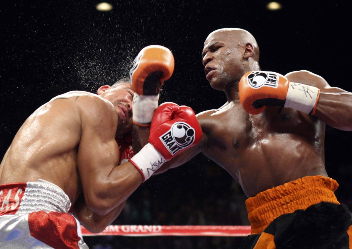 Why Floyd Mayweather Jr. Is The Most Skilled Boxer Of All Time - Part 1
